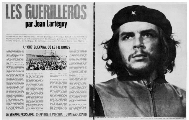 guevara paris match