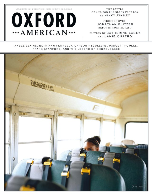The Oxford American - Fall 2015